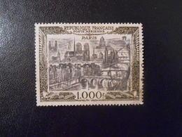 FRANCE  YT PA 29 VUE DE PARIS - 1927-1959 Oblitérés