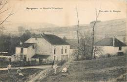 CPA 52 Haute Marne Serqueux Moulin Martinet - Autres Communes