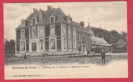 Marbaix-la-tour - Château De La Pasture -1901 ( Voir Verso ) - Ham-sur-Heure-Nalinnes