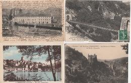 19 / 11 / 463. -    ARGENTAT  ( 19 )  LOT  DE. 18  CPA  DE. LA. VILLE  &  DES. ENVIRONS  - Toutes Scanées - Postkaarten