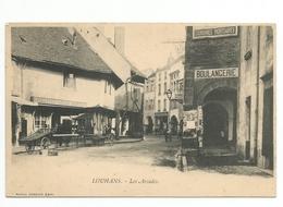 Louhans Les Arcades Precurseur - Louhans
