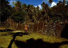 CPM Ralatea Marae Taputapuatea - Frans-Polynesië
