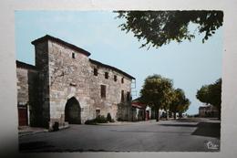 82 : Montpezat De Quercy  ( Vue Assez Rare  ) - Montpezat De Quercy