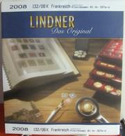 Lindner - Jeu FRANCE PETITS BLOCS 2008 - Albums & Binders