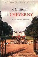 Le Château De Cheverny De Magdeleine Blancher-Le Bourhis (0) - Tourism