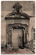 CPA 54 - MANONVILLER (Meurthe Et Moselle) - Curieuse Porte Du XVIIe Siècle - France