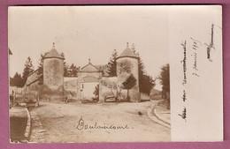 Carte Photo Doulaincourt Château Montrol - Doulaincourt