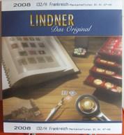 Lindner - Jeu FRANCE CARNETS 2008 - Albums & Binders