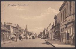 CPA -  Belgique,  WYNEGHEM, Turnhoutschebaan - Wijnegem