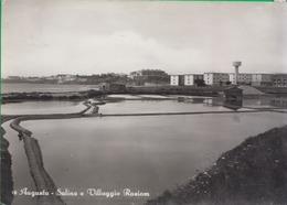 AUGUSTA. Saline. Villaggio Rasion Siracusa. 102b - Siracusa