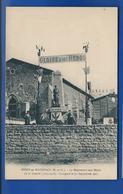 ESSEY-en-MAIZERAIS   Le Monument Aux Morts    Animées - Francia