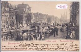 AMSTERDAM- LINDEN GRACHT - Amsterdam