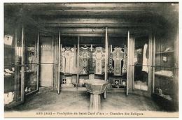 CPA 9 X 14 Ain ARS Presbytère Du Saint Curé D'Ars - Chambre Des Reliques - Ars-sur-Formans
