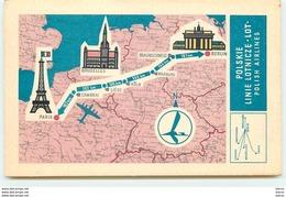 Polskie Linie Lotnicze - Lot - Polish Airlines - Andere