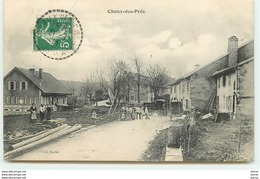 CHAUX-DES-PRES - Francia