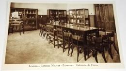 Académie Militaire Générale, Saragosse - Cabinet De Physique - Foto Academia, Original - Militares