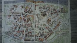 Lettland; Old Riga; Strassenkarte 2001 - Strassenkarten