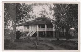 Photo Originale Années 30 GUYANE Maroni Apatou Résidence De La Forestière Bagne - Guyane