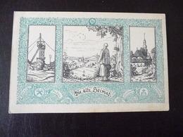 Die Alte Heimat Schlesien Kattowitz Abstimmungspostkarte 1921 ? - Schlesien
