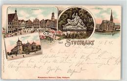 52633260 - Stuttgart - Stuttgart