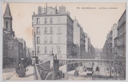 MARSEILLE - Le Cours Lieutaud - Tramway - Canebière, Stadtzentrum