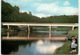 CHATEAUNEUF DU FAOU Le Nouveau Pont édition JACK Ref 1227 - Châteauneuf-du-Faou