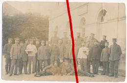Original Foto - Barisis Barisis-aux-Bois - Oktober 1915 - Laon