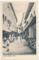 ZANZIBAR - Bazaar Street - A.R.P. De Lord - Tanzania