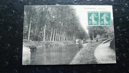 VILLEPARISIS - Le Canal - Villeparisis