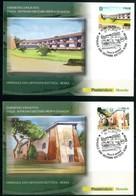 ITALIA / ITALY 2015 - Ospedale San Giovanni Battista - 2 Maximum Card, Come Da Scansione. - Medicina