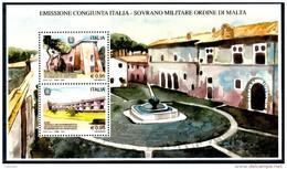 ITALIA / ITALY 2015** - Ospedale San Giovanni Battista - Block MNH,  Come Da Scansione. - Medicina