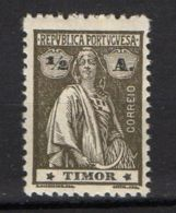 PORTUGAL/TIMOR ( POSTE ) : Y&T  N°  164  TIMBRE  NEUF  AVEC  TRACE  DE  CHARNIERE , A  VOIR . - Timor