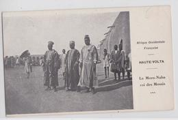 Haut-Volta AOF Burkina Faso - Le Moro-Naba Roi Des Mossis - Burkina Faso