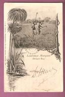 Cpa Lourenco Marques Delagoa Bay - Maputo Mozambique - éditeur J & M Lazarus - Mozambique