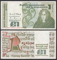 IRLAND - IRELAND 1 POUND Banknote 1986 Pick 70c VF (3)  (24954 - Irland