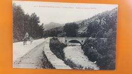 Amelie Les Bains - Le Pont D'arles - Laitiere Se Rendant A Amelie - Francia