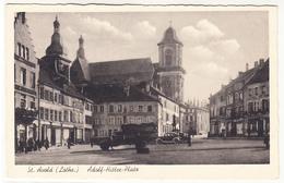 Sant Avold Lothringen Adolf Hitler Platz Um 1942 - Saint-Avold