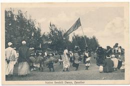 ZANZIBAR - Native Swahili Dance - A.C. Gomes & Son - Tanzania