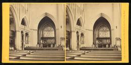 Stereoview - Stratford On Avon Church - Stereoskope - Stereobetrachter