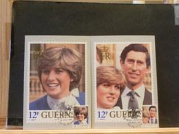 84/038   3 MAXI CARTES  1981 - Royalties, Royals