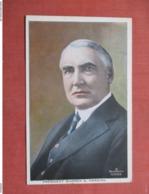 President Warren G Harding    Ref 3740 - Personnages Historiques