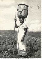 Femme Banya Ruanda (voir Tmbres - Ruanda-Urundi