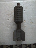 Grenade Pigeon Allemande - Ww1 - 2ème Modèle - INERTE. - Armes Neutralisées