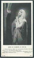 Vladslo  Overlijdensprentje Mathilde Montaigne (1889-1920) - Godsdienst & Esoterisme