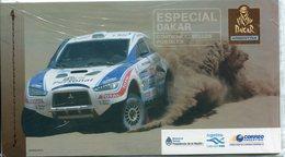 Argentine - 2010 - Yt 2883/2897 - Carnet 33ème Paris Dakar - Sous Blister Non Ouvert - ** - Argentinien