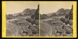 Stereoview - Ilracombe DEVON By Francis Bedford - Stereoscopi