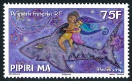 POLYNESIE 2014 - Yv. 1078 **  - Légende 'Piripi Ma'  ..Réf.POL24976 - Polynésie Française