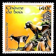 POLYNESIE 2015 - Yv. 1083 **  - Année Lunaire Chinoise De La Chèvre  ..Réf.POL24978 - Polynésie Française