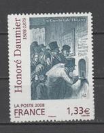 """FRANCE / 2008 / Y&T N° AA 224 ** : """"Guichet De Théâtre"""" (Honoré Daumier) Adhésif X 1 - état D'origine - Frankreich"""