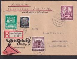 A20  /  Deutsches Reich  759 MiF WHW  /  Idar Oberstein 1941 - Germania